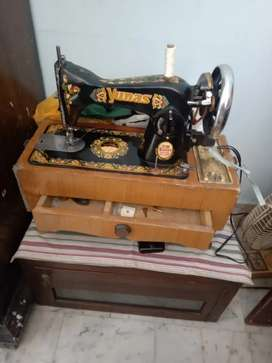 YUNAS Sewing Machine with Motor+Complete Box & Drawer, FINAL PRICE