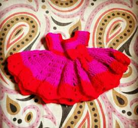 A frock for doll