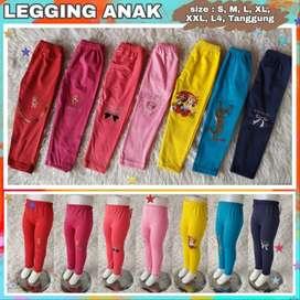 Legging Anak  dan Anak Tanggung/ Celana panjang anak perempuan