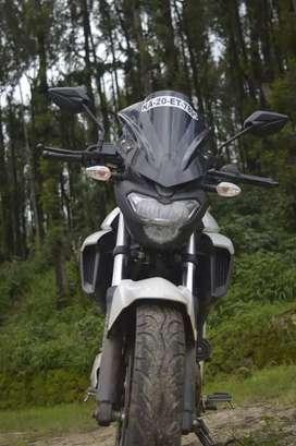 Yamaha fz25    250 cc