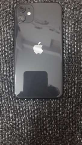iPhone 11 64 GB Black with box and cable. BEST DEAL ON IPHONE!