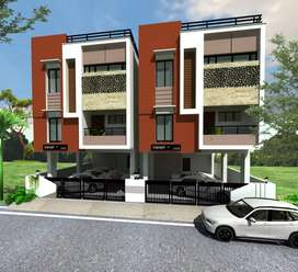 1 BHK Apartment with private terrace at affordable price