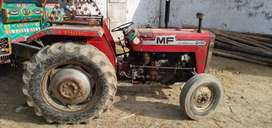 MF 240 with excellent engine output  and no work required