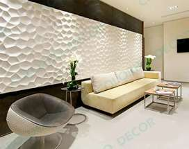 All types of decore wood&vinyl flooring,wallpaper,pvc,3d panel etc