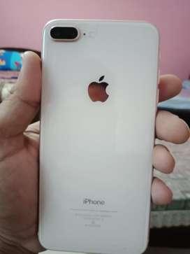 I phone 8 plus 64GB 40000