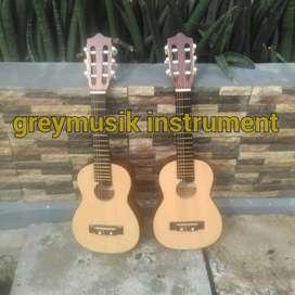 Gitar lele natural greymusic seri 383