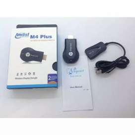 Any Cast Hdmi Wifi Dongle M4 Plus 1080