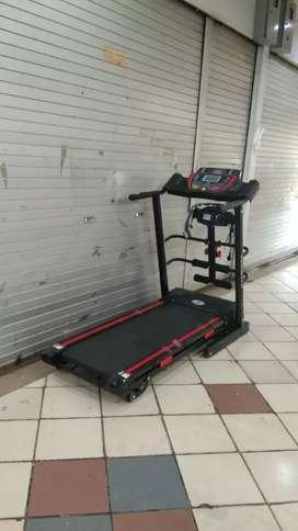 Treadmill elektrik new 3 fungsi auto Incline