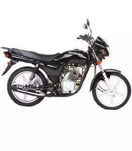 suzuki GD 110 ONLY 3000 KM DRIVEN