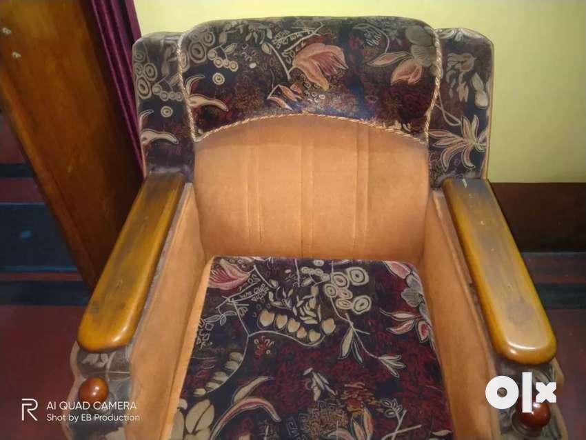 2 single sofa