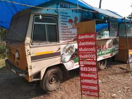 Fast food vehicle for sale in good location