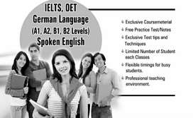 IELTS,OET,GERMAN LANGUAGE TEACHING STAFF WE WANTS
