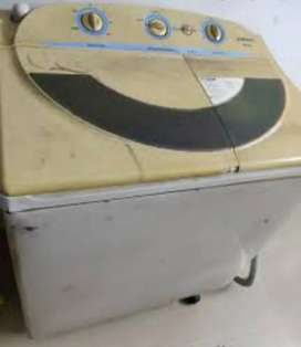Samsung WT7600 'SEMI AUTOMATIC' 6 kg Washing machine IS UP FOR SALE
