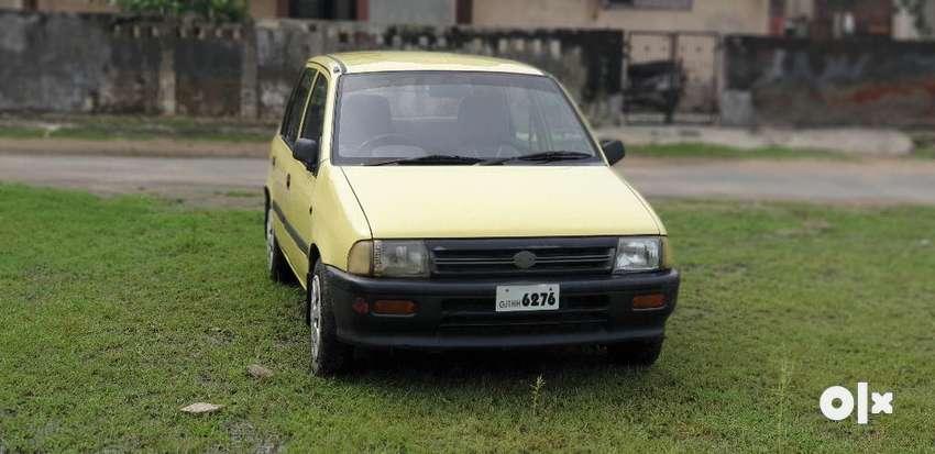 Maruti Suzuki Zen LX BS-III, 1996, CNG & Hybrids 0