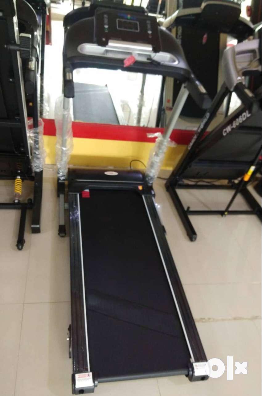 Sale Offer for Walker Basic Model Treadmill Cardio World Brand