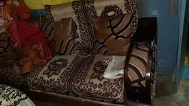 Good condition sofa sell  5 sitter