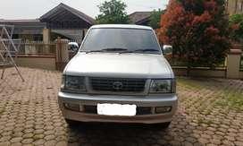 Kijang LGX Diesel 2000 Mentah