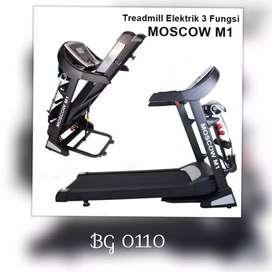 Treadmill Elektrik Moscow M-1 // Naowarat AT 19J23