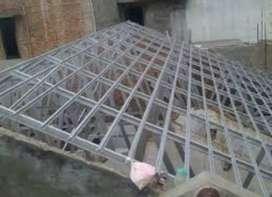 layanan perakitan atap baja ringan ANTI BOCOR