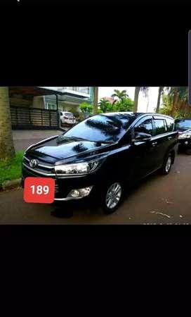 Toyota Reborn 2.4 Diesel Manual G luxuly hitam 2017