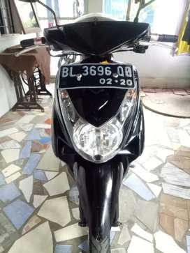 Jual Yamaha mio hitam les merah