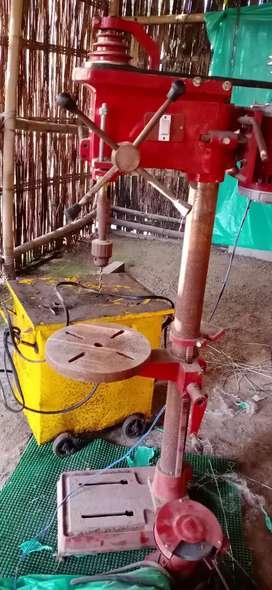 Fabrication machines