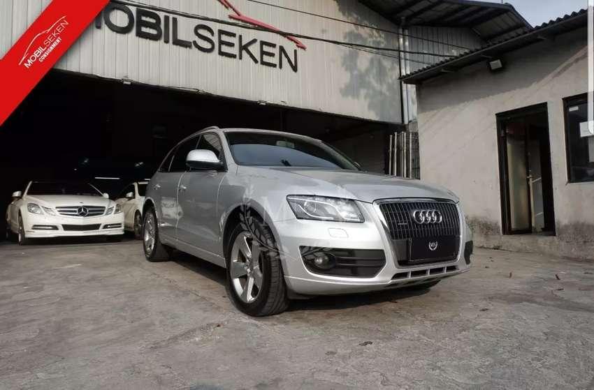 Audi Q5 Quattro 2.0 TFSI 2012/2013 (D) tgn 1 dari baru 0