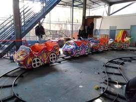 D wahana coaster mainan odong odong lampu hias berkah