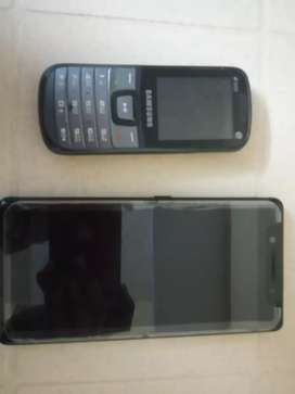 Lenovo k8 note + Samsung metro 2252 free + Lava fuel 60 + intex free