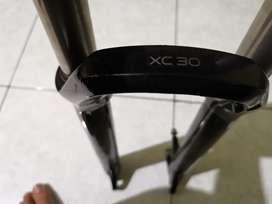 Fork Rockshox XC30 mtb hybrid