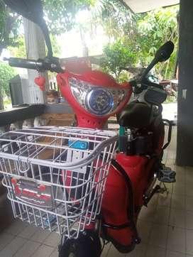 Dijual selis sepeda listrik