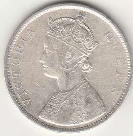 British Indian Coins For Sell