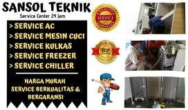 Service MESIN CUCI AC Servis kulkas Freezer simokerto Surabaya