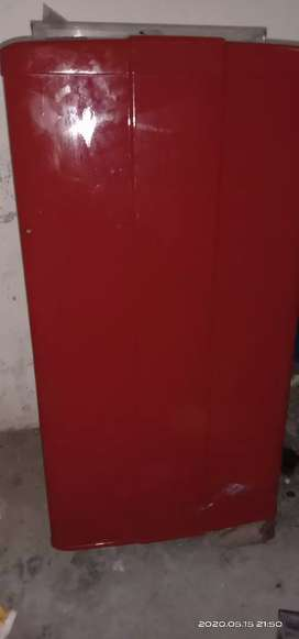 Second hand cooler fridge available