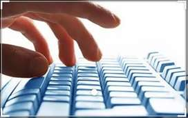 work from home data entry operators