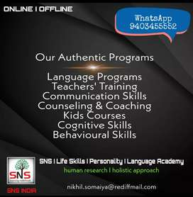 SNS INDIA Online Programs