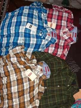 Brand new shirts