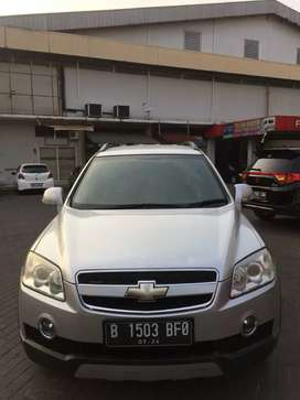 Chevrolet captiva Diesel 2009 Harga cash