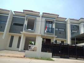 Rumah mewah 2 lantai KPR cocok untuk tempat tinggal dan investasi