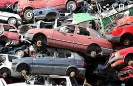 Scrap car sale Karo