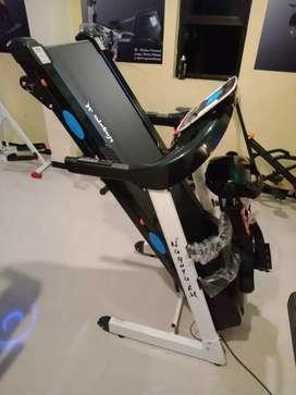 Bike treadmill Auto inclen Super Murah