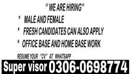 We Are Hiring Staff Male And Female