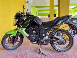 Yamaha Fz S   March 2012   Very good condition.