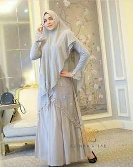 Syari by senna hijab
