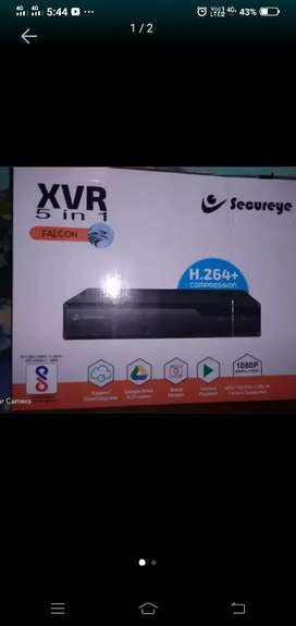 I want to sell my 8 channel dvr