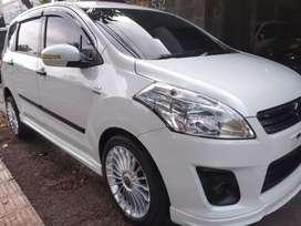 Ertiga GX 2013 Elegant Automatic Putih Low km Good Condition Original