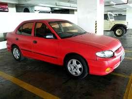 Hyundai Accent th 2000 AT Full Ors Siap Pakai