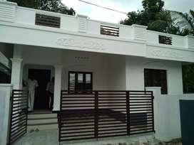 2 bhk 950 sft 3.5 cent new build at edapally varapuzha(upstair insert)