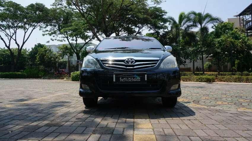 Toyota Innova G Luxury AT 2010,Hitam,Record dari baru, Dp5jt aja 0