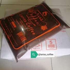 Kopi Bubuk Robusta Pontianak Kalimantan Barat Lariss Coffee 1kg